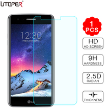 "Buy Tempered Glass LG K4 2017 LV1 5.0"" Screen Protector Glass LG K8 2017 Glass Aristo K8V VS501 Screen Explosion Proof Film for $2.39 in AliExpress store"
