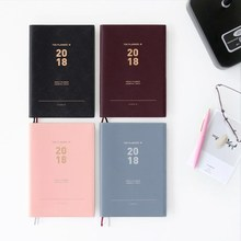 Cool Business Design Office Fashion The planner M 2018 Weekly Planner 176P School Office Supplies Students Gift
