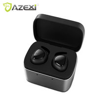 Azexi Bluetooth Earphone BH11 TWS True Wireless Earbuds Bluetooth 4.1 Stereo Earphones for iPhone with Charger Box Portable(China)