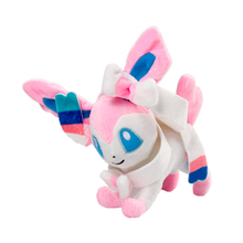 different size favorable Amime character Toy Sylveon soft short plush stuffed toy for children great companion gift