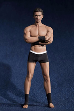 1/6 Scale Male Body Figure Super Flexible Seamless Body With Stainless Steel Skeleton Gym Muscular Figure for PH Head Figure