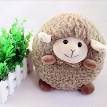 Goat Doll New Year Of China Plush Toy Cute Sheep Toy Soft Goat Doll for baby kids High quality