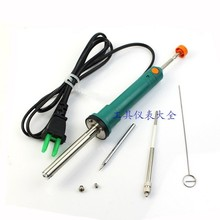 36W 220V Electric Vacuum Solder Sucker Welding Desoldering Pump / Iron Gun SY-365 Color Random
