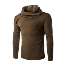 New Arrival Men Solid Sweater Slim fit Clothing Autumn Wear Men Design Pullovers High Quality Sweater For men