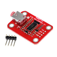 FM Radio Transmitter V2.0 70-108MHz Module Radio Station Transmitter for arduino Diy Kit
