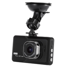 SK-618 3.0 Inch Car Camcorder 1080P Full HD VideoRegistrator Recorder FHD Car DVR Support Windows System With Sucker Charger
