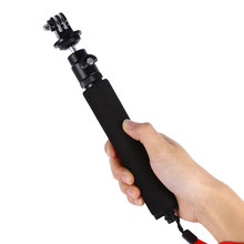 for GoPro Hero 2/3/4 Holder bracket New GoPro Accessories Extendable Pole Stick Telescopic Handheld Monopod with Mount Adapter