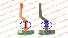 New original Micro Usb charge board with Microphone + Connect Flex Cable  For I NEW i6000(Changjiang N9700 ) Cell phone