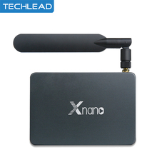 New X5 Xnano Android 6.0 TV Box Support Video Recording+HD IN PIP+Hard Disk SATA 3.0 DTS DualBand 11AC WIFI Media player 4K BT