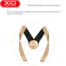 XO M Type Mobile Car Air Vent Holder Cell Phone Mount Car Phone Stand Bracket For iPhone Samsung Sony Xiaomi HTC GPS(China)