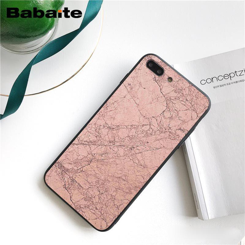 Pink Black Gold  marble Line