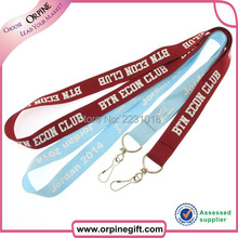 Customized Logo  Lanyard/Cheap Custom Print Neck Lanyard/Custom Promotion Polyester Lanyard