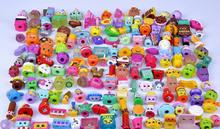 50Pcs/lot Many Styles Fruit Dolls Shop Family Kins Action Figures Pen Puppets 1 2 3 4 5 6 Seasons Kid Playing Toy Christmas Gift