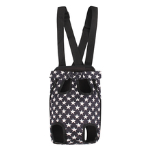 Pet dog carrier dog bag out portable Five-pointed star pattern shoulders backpack for dogs travel bags for small dog(China)