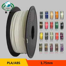PLA/ABS 1.75 MakerBot/RepRap plastic Rubber Consumables Material 3d printer filament