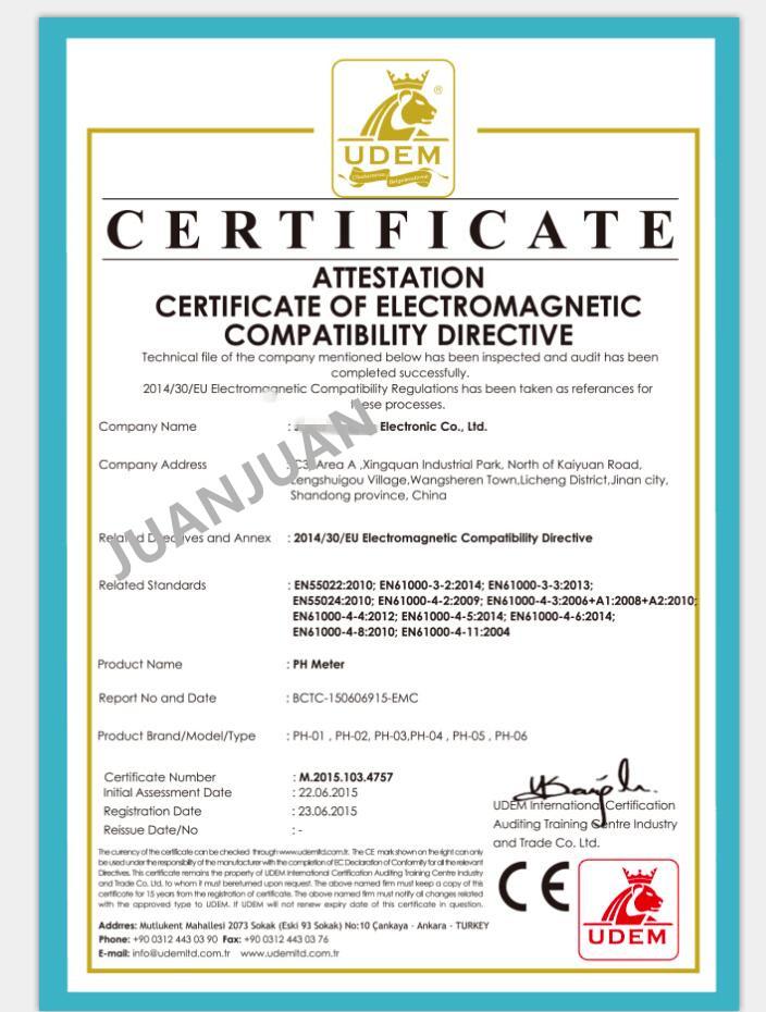 BY EXDEX/DHL 100pcs ATC PH METER Water Acid Tester DIGITAL Meter Pool Water Acidity Pocket Pen with retail box 1