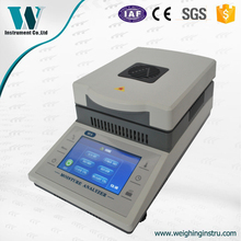 10mg 50g prime digital water determination apparatus touch screen mositure tester(China)
