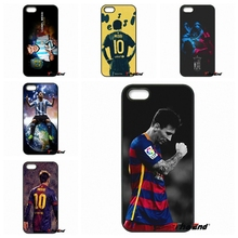 Lionel Messi Fashion Soccer Star Famous Players Case For Samsung Galaxy Note 2 3 4 5 S2 S3 S4 S5 MINI S6 S7 edge Active S8 Plus