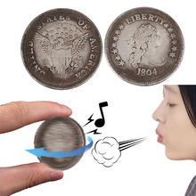 Can be sounded American Coin Silver Dollar 1804 Memorable Independent Day Coins Collective Gift Metal Coins