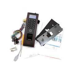IP65 Fingerprint Keypad zk tf1700 Door Access Controller Time Attendance Waterproof Outdoor Biometric Door Controller TF1700(China)