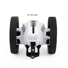 Hot Sale RH803 2.4GHz RC Bounce Car Shock Resistance Flexible Wheels Speed Switch Remote Control Car Boy Kid Gift Collection Toy(China)