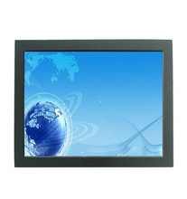 32 Inch IR Touch Screen Monitor open frame LCD Monitor with DVI/VGA/HDMI/USB port(China)
