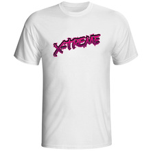 Xtreme T Shirt Casual Hip Hop Punk Design Skateboard T-shirt Rock Print Brand Unisex Tee