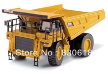Norscot 1/50 DieCast model Caterpillar CAT 777D Off Highway Truck 55104 Construction vehicles toy(China)