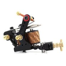 Four Colors New arrival Tattoo Guns Professional Handmade Tattoo Coils Machine For liner Tattoo Machine