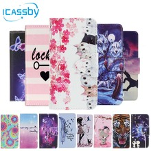 Mobile Phone Etui For Coque Sony Xperia XA Case Leather Wallet Flip Cover For Soni Experia XA F3111 F3112 Dual Housing Capinha
