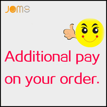 JOMOTECH Additional Pay/Extra Fee On Your OrderS(China)