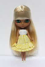 Free Shipping Top discount 4 COLORS BIG EYES DIY Nude Blyth Doll item NO. 133 Doll limited gift special price cheap offer toy