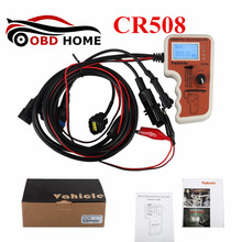 Latest Design CR508 Common Rail Pressure Tester And Simulator By Rail Pressure Tester CR508 Diesel Engine Fast Shipping(China)