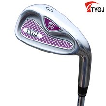 Brand TTYGJ. Single 9 IRON for women beginner.made for females 9 short iron golf club steel or carbon shaft.  #9 short iron