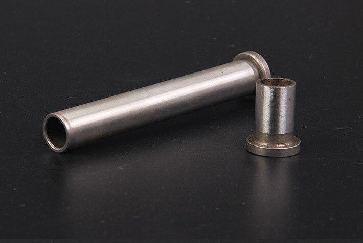 Metric Steel Bushing 25 MM OD  X  22 MM  ID  X 17 MM Long 1 Pc