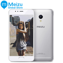 "Original Meizu M5s 3GB RAM 16GB/32GB ROM Mobile Phone Android MTK Octa Core 5.2"" 3000mAh Cellular Fingerprint Quick Charge"