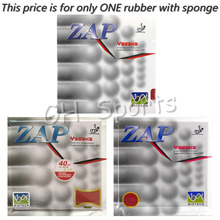 Yasaka ZAP BIOTECH 40mm Pips-in NO ITTF Table Tennis PingPong Rubber With Sponge 36-38 Degrees