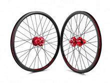 Litepro K-fun 20inch Folding Bike Disc Brake Wheelset  20 inch Bicycle Wheelset BMX Wheels BMX Parts