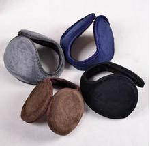 Unisex Ear covers Earmuff Winter Ear Muff Wrap Band Warmer Grip Earlap Gift
