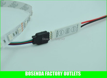 DC12V 3Keys RGB Led Controller Dimmer Switch for SMD 3528 5050 5630 RGB LED Strip Cheap Price Simple Install(China)