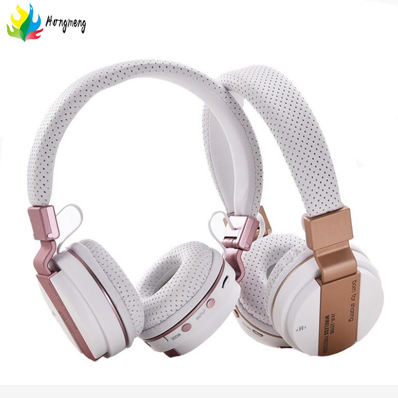 Hongmeng Bluetooth Headphones fashion head type folding card wireless headphones stereo headphones for a mobile phone computer<br>