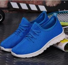 2017 men and women of the same style breathable network shoes, old Beijing cloth shoes, casual sports shoes