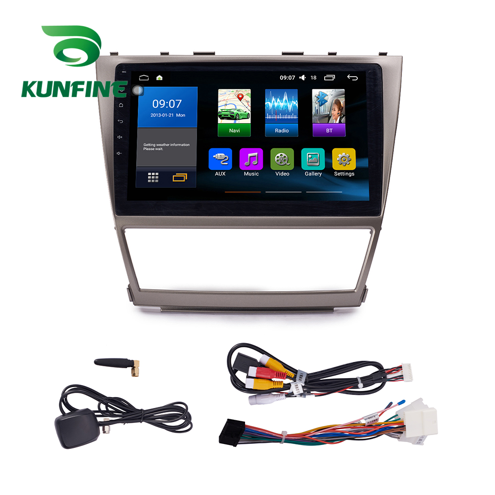 Android Car DVD GPS Navigation Multimedia Player Car Stereo For Toyota Camry 2007-2011 Radio Head unit (3)