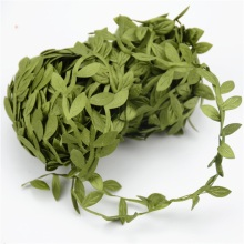5m Artificial Green Flower Silk Leaves Rattan DIY Garland Accessory For Home Wedding Decoration Artificial Scrapbooking Flower