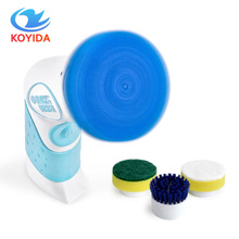 KOYIDA Electric Scrubber Kitchen Handheld Washing Cleaner Machine Oil Stain Cleaning Brush Household Cleaning Tool