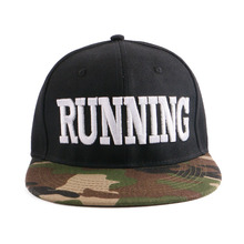 hot sale chinese BRAND run hip hop snapback for women men salable camouflage style outdoor custom baseball cap boy girl sun hats