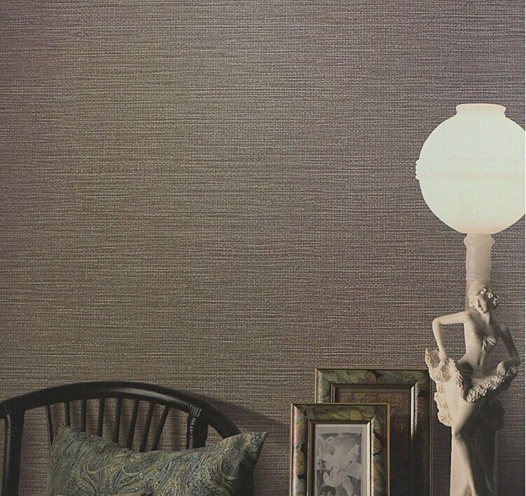 Faux Woven Textured Natural Grasscloth Wallpaper Cream Silver Grey Stripe Linen Vinyl Wallpaper Designer Grass Cloth Wallpaper<br><br>Aliexpress