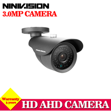 NINIVISION HD 3MP 1960P CCTV Camera With IR-CUT Indoor Outdoor CCTV AHD DVR Security Camera Night Vision 36 IR LEDS
