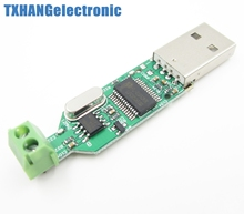 2Pcs USB to RS485 Converter Module for computer USB RS485 Port PL2303 drive