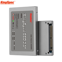Kingspec 2.5 inch PATA 44pin IDE ssd 16GB 32GB 64GB 128GB 4C MLC Flash Solid State Disk hd Hard Drive IDE for Laptop Desktop(China)